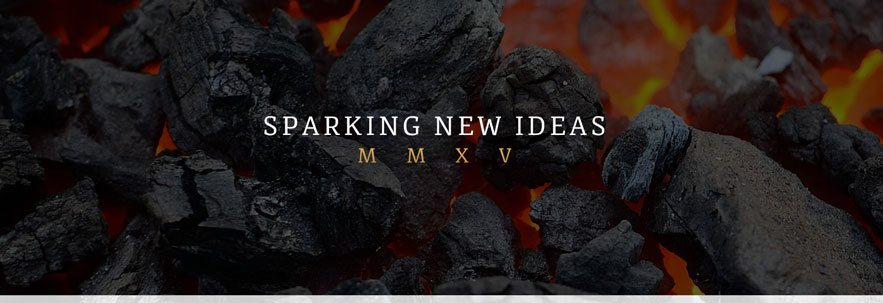 Sparking New Ideas, MMXV